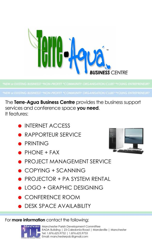 Terre Agua Business Centre Flyer (2)
